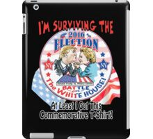 I'm Surviving The 2016 Election iPad Case/Skin