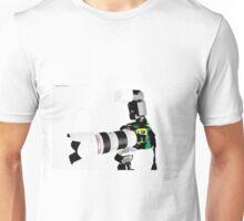 Canon 70d 02 Unisex T-Shirt