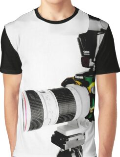 Canon 70d 02 Graphic T-Shirt