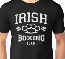 Irish Boxing Team (vintage distressed look) Unisex T-Shirt