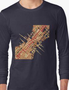 cipher n. 7  (original sold) Long Sleeve T-Shirt
