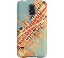 cipher n. 7  Samsung Galaxy Case/Skin