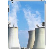 in a hot tub iPad Case/Skin