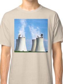 in a hot tub Classic T-Shirt