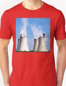 in a hot tub Unisex T-Shirt