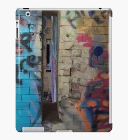 Graffiti: Exploring Inner Space iPad Case/Skin