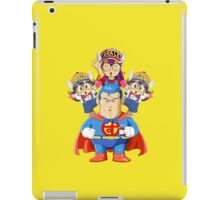 dr slump and arale iPad Case/Skin