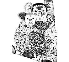 Koala on the tree Photographic Print