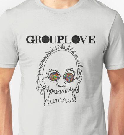Spreading Rumours - Grouplove Unisex T-Shirt