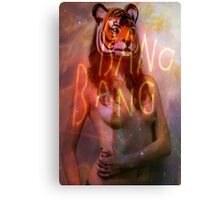 Bang Bang Canvas Print