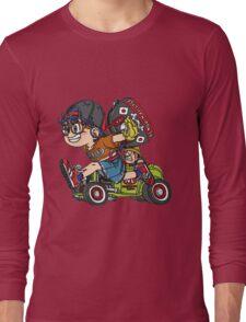 dr slump Long Sleeve T-Shirt