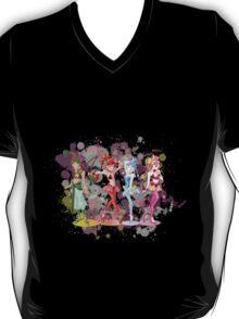 Sailor Moon Super S: Amazon Quartet  T-Shirt
