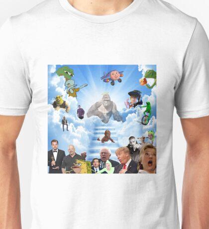 Dank Memes Collage Unisex T-Shirt