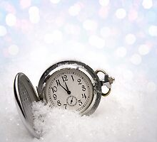 Watch lying in the snow by SIR13