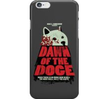 Dawn of the Doge iPhone Case/Skin