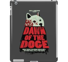 Dawn of the Doge iPad Case/Skin