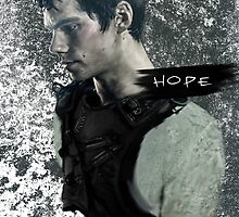 Maze Runner Hope by Pinknocchio