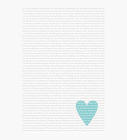 Do What You Love News Photographic Print