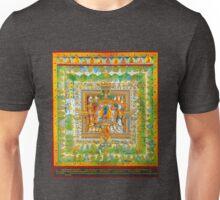 Medicine Buddha's paradise Psychedelic Unisex T-Shirt