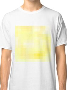 Re-Created Colored Squares No. 2 by Robert S. Lee Classic T-Shirt