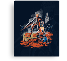ARMY OF GHOULS Canvas Print