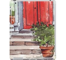 Colourful country living iPad Case/Skin