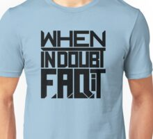 FAQ it Unisex T-Shirt