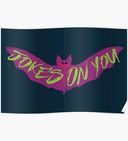 The Joking Bat Poster