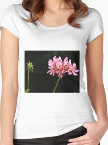 Flower #6 Women's Fitted Scoop T-Shirt