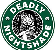 Deadly Nightshade by Ellador