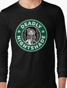 Deadly Nightshade Long Sleeve T-Shirt