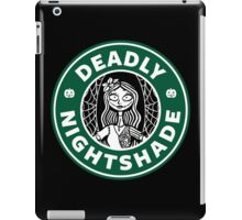 Deadly Nightshade iPad Case/Skin