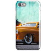 1950 Mercury 'Spooky' Custom Coupe iPhone Case/Skin