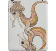 two dragons iPad Case/Skin