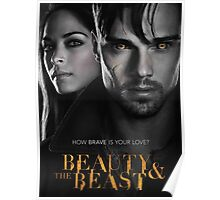 Beauty & The Beast Cover Poster