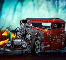 1930 Ford 'Halloween Candy' Coupe by DaveKoontz