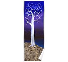 Moon Tree Hill Poster