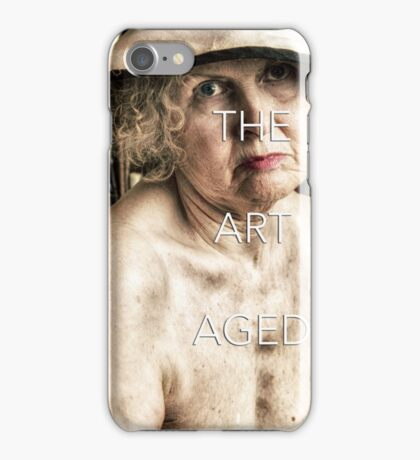 The Art Aged - Forget-Me-Not  iPhone Case/Skin