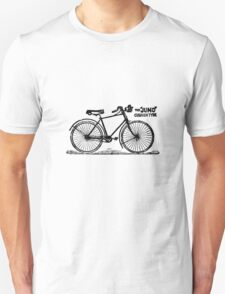 Old Bicycle Advert  1892 T-Shirt