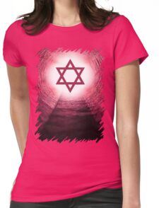 Judaism - Star of David Womens Fitted T-Shirt