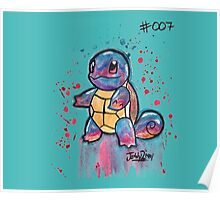 Cute Squirtle Tshirts + More! Poster