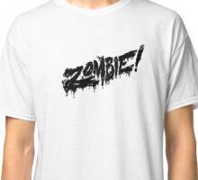 FLATBUSH ZOMBIES B/W Classic T-Shirt
