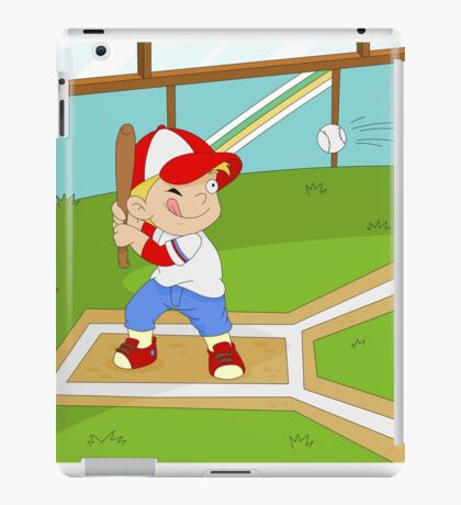 Non Olympic Sports: Baseball iPad Case/Skin