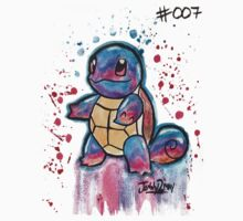 Cute Squirtle Tshirts + More! by Jonny2may