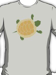 Cute Crawling Little Turtle Tortoise T-Shirt