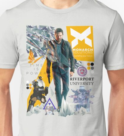 Quantum Break Unisex T-Shirt