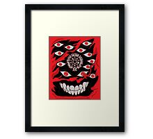 You've Activated my Alu-Card! Framed Print
