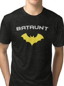 BATAUNT Super Hero Aunt  Tri-blend T-Shirt