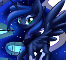 MLP Princess of the Night Sticker