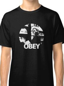 They Live - carpenter 1988 - society under control Classic T-Shirt